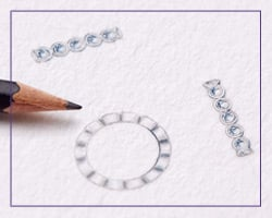 Bespoke Eternity Rings Collection